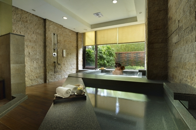 Osmanthus Private Bath Room